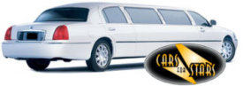 Limo Hire Wirral - Cars for Stars (Wirral) offering white, silver, black and vanilla white limos for hire