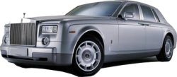 Hire a Rolls Royce Phantom or Bentley Arnage from Cars for Stars (Wirral) for your wedding or civil ceremony
